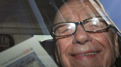 Murdoch's own newspaper calls him 'evil'