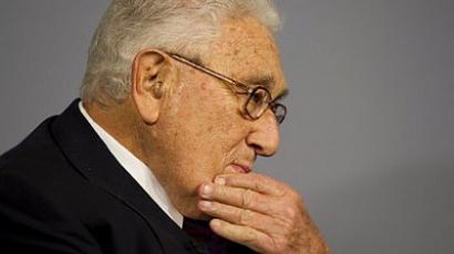 Former Secretary of State Henry Kissinger (AFP Photo / Jim Watson)
