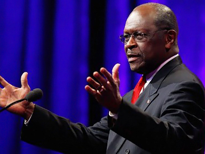 Herman Cain (Chip Somodevilla / Getty Images / AFP)