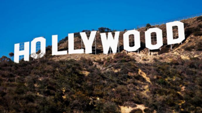 hollywood obama sign usa america sopa rt