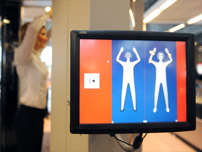 Homeland Security gets 400 useless body scanners