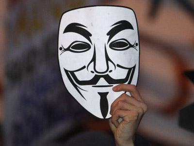 Department of Homeland Security website hacked by Anonymous (REUTERS / Peter Andrews)