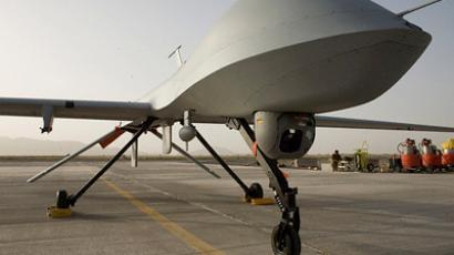 Air Force finds out about drone virus from the Internet