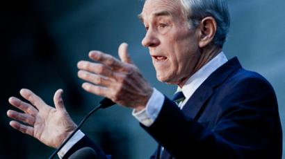 Ron Paul (T.J. Kirkpatrick / Getty Images / AFP)