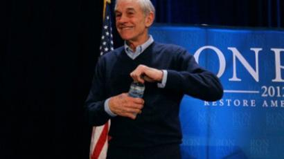 Ron Paul (Joe Raedle / Getty Images / AFP)