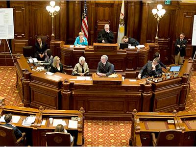 The Illinois Senate