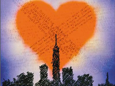 """Almanac cover """"I Love You, New-York"""""""