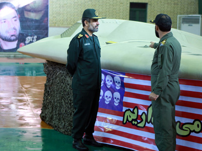 How Iran hacked super-secret CIA stealth drone