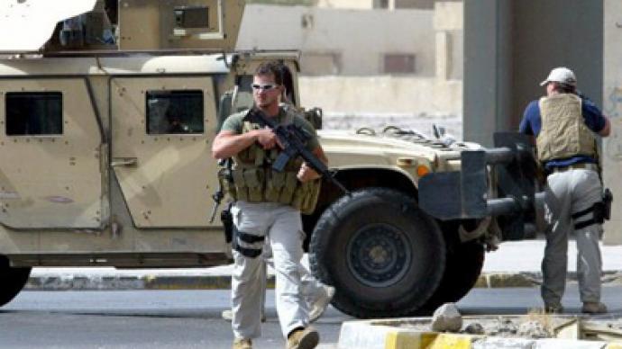 Iraq detains us contractors rt america for America s best contractors