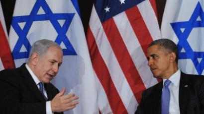 Benjamin Netanyahu and Barack Obama (AFP Photo / Mandel Ngan)