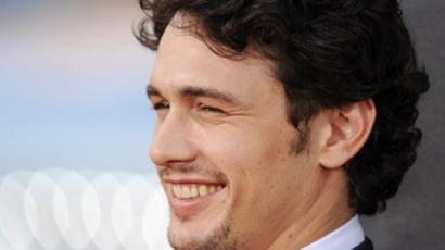 James Franco  (AFP Photo / Robyn Beck)
