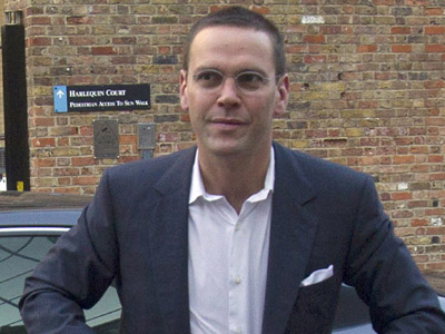 James Murdoch to take the helms of Fox?