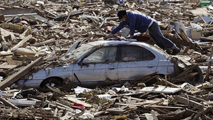Japanese tsunami debris will reach US — RT America