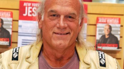 Jesse Ventura (Joe Corrigan / Getty Images / AFP)