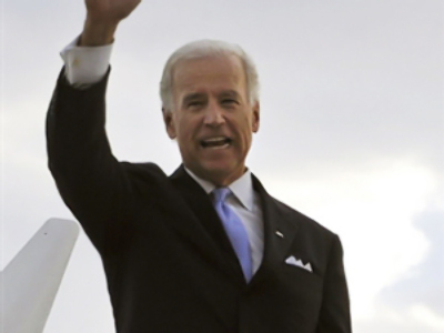 Joe Biden & the art of noise
