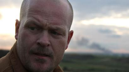 "Samuel Joseph Wurzelbacher, or ""Joe the Plumber"".(AFP Photo / Patrick Baz)"