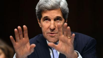 John Kerry.(AFP Photo / Saul Loeb)