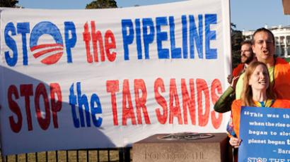 Texas judge halts construction of Keystone XL pipeline