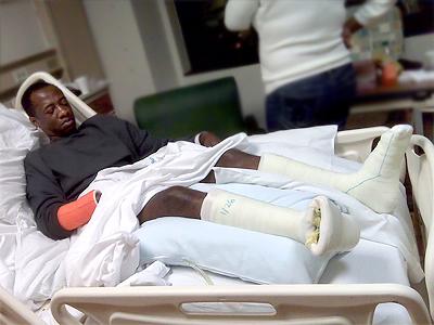 Community kicks out paralyzed vet