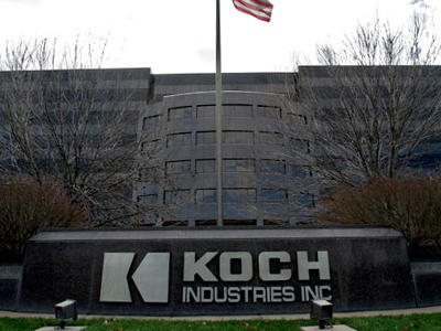 Koch Brothers made deals with Iran