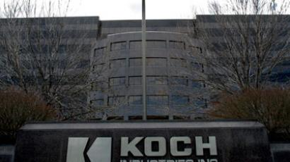 A new report reveals that the Koch Brothers made deals with Iran