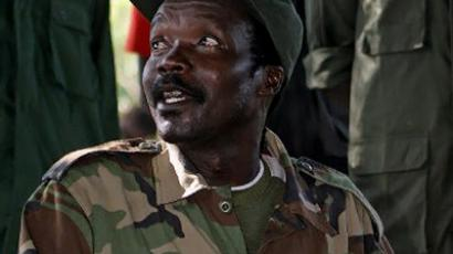 Joseph Kony (AFP Photo / Stuart Price-Pool)