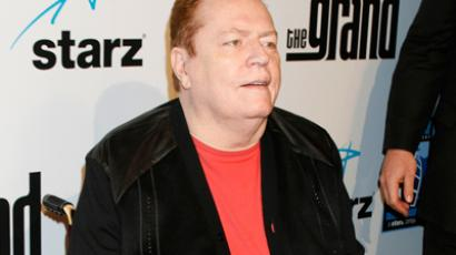 """Hustler"" magazine publisher Larry Flynt (Reuters / Fred Prouser)"