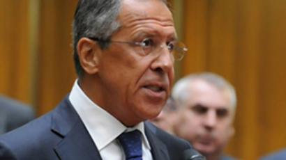 "Clinton and Lavrov hit the ""peregruzka"" button"