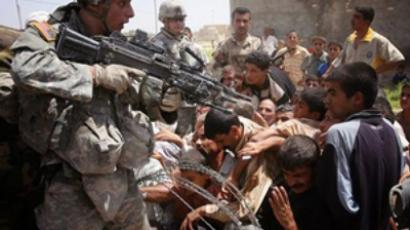 Is US war effort in Iraq making difference?