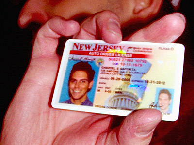 New Jersey bans smiles on driver's licenses to safeguard facial recognition