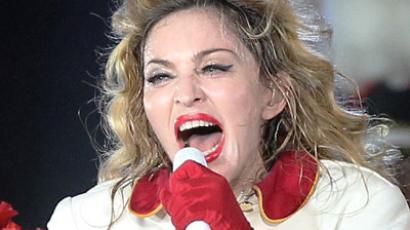 US singer Madonna (AFP Photo/Valery Hache)