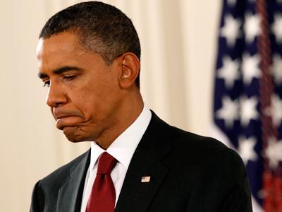 Barack Obama ( Reuters / Kevin Lamarque)