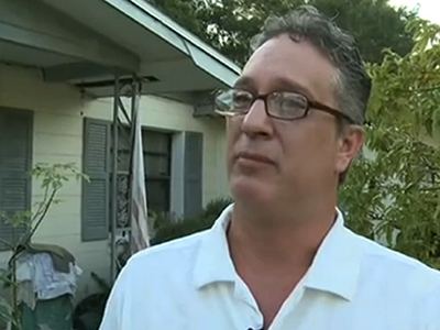 Florida cops tase man for trying to put out fire on his own house