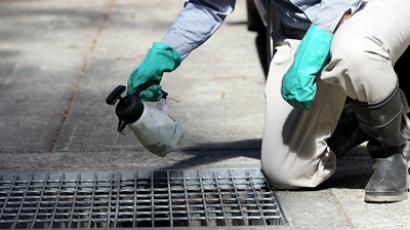 Aerial pesticide spray to fight West Nile causes fear in cities