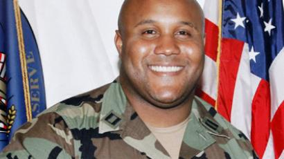Shooting suspect Christopher Jordan Dorner is seen in this handout picture released to Reuters February 7, 2013. (Reuters)