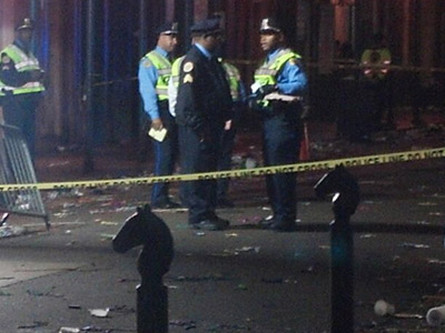 Four people shot, one critically injured at New Orleans Mardi Gras celebration