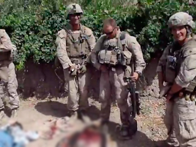 Marine Corps. wouldn't disclose punishment for servicemen who urinated on dead Afghans
