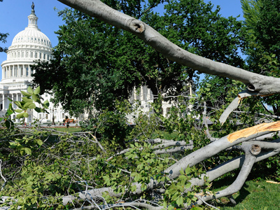 State of emergency declared across Mid-Atlantic after deadly storms, heat wave (PHOTOS)