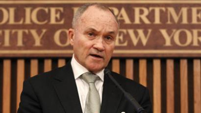 New York City Police Commissioner Ray Kelly (Reuters / Brendan McDermid)