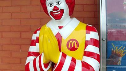 McDonalds turns away more applicants than Harvard.