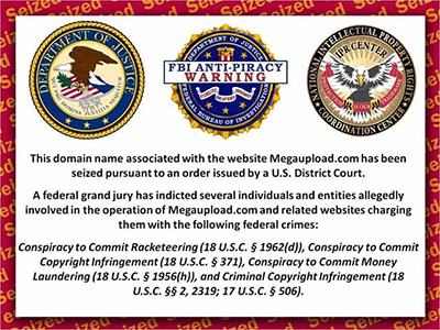 Megaupload: US Department of Justice makes up their own rules