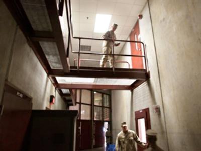 Guantanamo Bay (AFP Photo / Pool / Brennan Linsley )