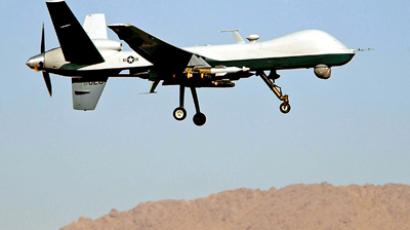 An Air Force MQ-9 Reaper. (AFP Photo / James Lee Harper)