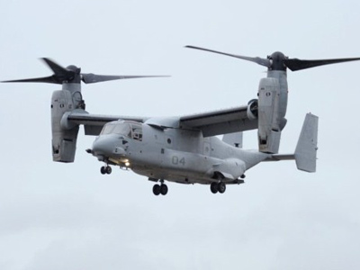 Osprey: a widowmaker?