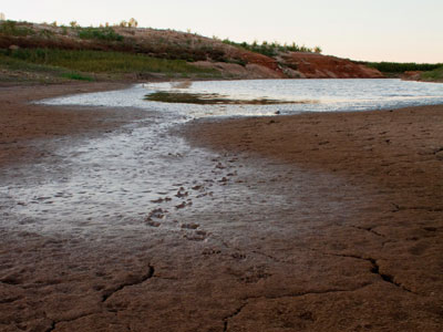 Mississippi on the brink of total shut down due to record drought