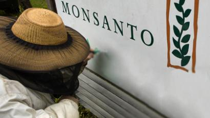 Monsanto takes home $23mln from small farmers, seeks to maintain 'seed oligarchy'
