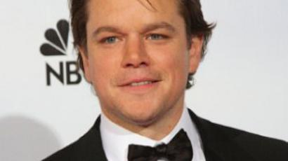 Matt Damon (AFP Photo / Valerie Macon)