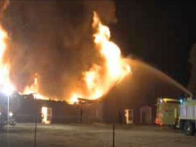 Missouri mosque burned to the ground a month after failed arson