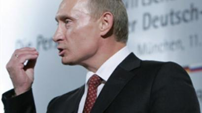 Putin on banned protests: no permission – get hit on the head