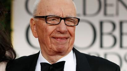 Chairman and CEO of News Corporation Rupert Murdoch, California, January 15, 2012 (Reuters / Danny Moloshok)